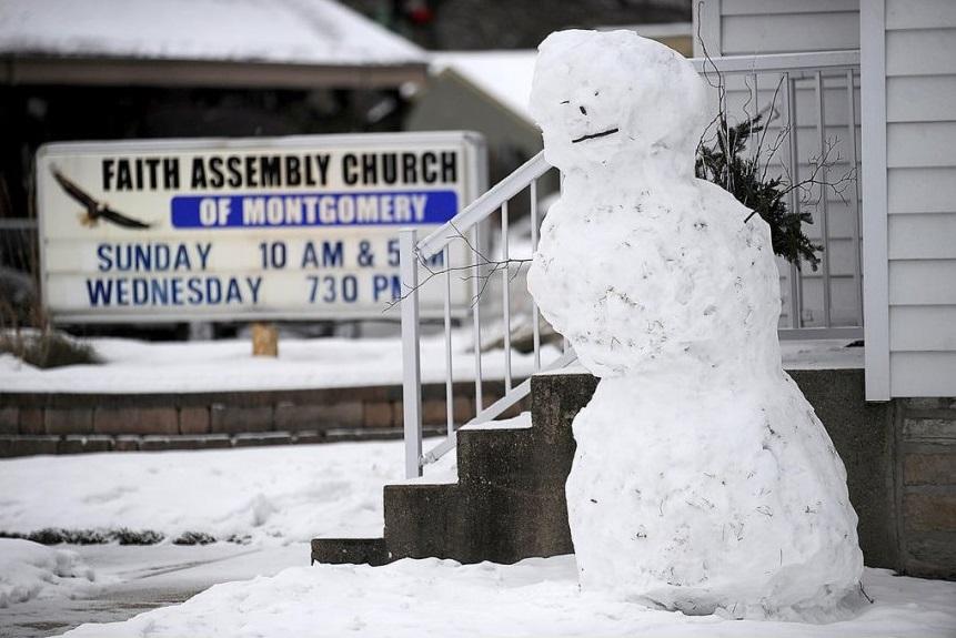 Snowman 2016